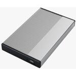 """CAJA EXTERNA HDD 2.5"""" SATA-USB 3.0 TYPE-C SCREWLESS"""