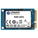 Kingston SKC600MS/256G SSD 256GB TLC 3D mSATA