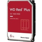 "DISCO DURO 3.5"" WESTERN DIGITAL 6TB RED PLUS SATA 600"