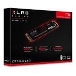 PNY XLR8 CS3140 SSD 1TB M.2 NVMe PCIe Gen4 x4
