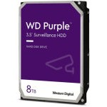 DISCO WD PURPLE 8TB SATA3 128MB