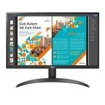 "LG 24QP500-B Monitor 23.8"" IPS QHD 75hz DP HDMI"