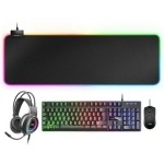 Mars Gaming Combo MCPEX GAMING 4IN1 RGB FRENCH