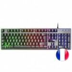Mars Gaming Teclado MK220 RGB H-MECH FRENCH