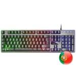 Mars Gaming Teclado MK220 RGB RAINBOW H-MECH PT