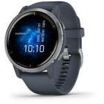 Smartwatch Garmin Venu 2 Notificaciones/ Frecuencia Cardíaca/ GPS/ Azul Grafito y Plata