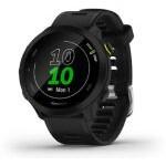 Smartwatch Garmin Forerunner 55/ Notificaciones/ Frecuencia Cardíaca/ GPS/ Negro