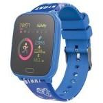 Smartwatch Forever IGO JW-100/ Notificaciones/ Frecuencia Cardíaca/ Azul
