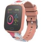 Smartwatch Forever IGO JW-100/ Notificaciones/ Frecuencia Cardíaca/ Naranja