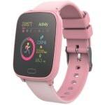 Smartwatch Forever IGO JW-100/ Notificaciones/ Frecuencia Cardíaca/ Rosa