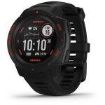 Smartwatch Garmin Instinct Esports/ Notificaciones/ Frecuencia Cardíaca/ GPS/ Negro