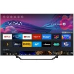 "TELEVISION 55"" HISENSE 55A7GQ QLED 4K HDR SMART TV IA"