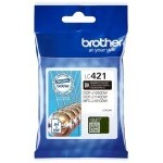 CARTUCHO BROTHER LC421 NEGRO 200PAG