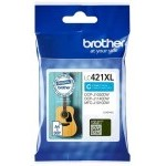 CARTUCHO BROTHER LC421XL CIAN 500PAG