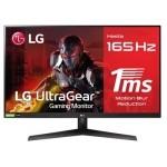 "LG 32GN500-B monitor 31.5"" 165hz 1ms DP 2xHDMI"