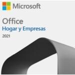 MICROSOFT OFFICE HOME & BUSINESS 1PC 2021 LIC ELE