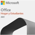MICROSOFT OFFICE HOME AND STUDENT 2021 LIC ELE