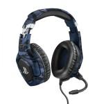 Trust GXT 488 Forze PS4 Auriculares Diadema Conector de 3,5 mm Negro, Azul