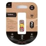 TECH ONE TECH ClipTECH emoji guiño 32 Gb USB 2.0