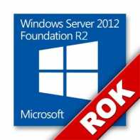 Fujitsu Windows Srv Foundation 2012 R2 1CPU ROK
