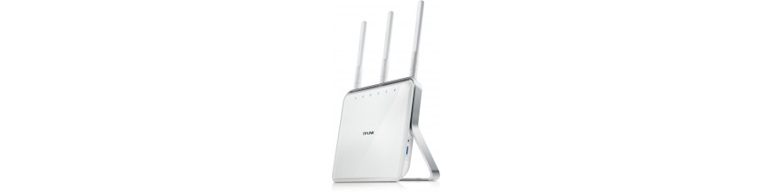 Routers Red - WIFI / USB / 4G