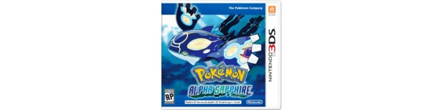 Juegos Nintendo 3DS 2DS